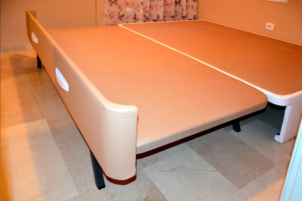 Cama nido tapizada canguro tapizado muebles que idea for Cama nido dos camas