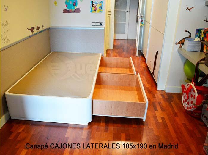 Canap Con Cajones Qu Idea Hogar