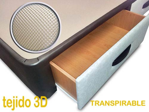 Cama nido muebles qu idea for Canape nido 90