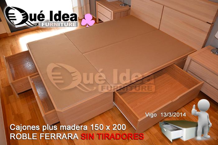 Sofa cama de madera con cajones images for Sofa cama con cajones