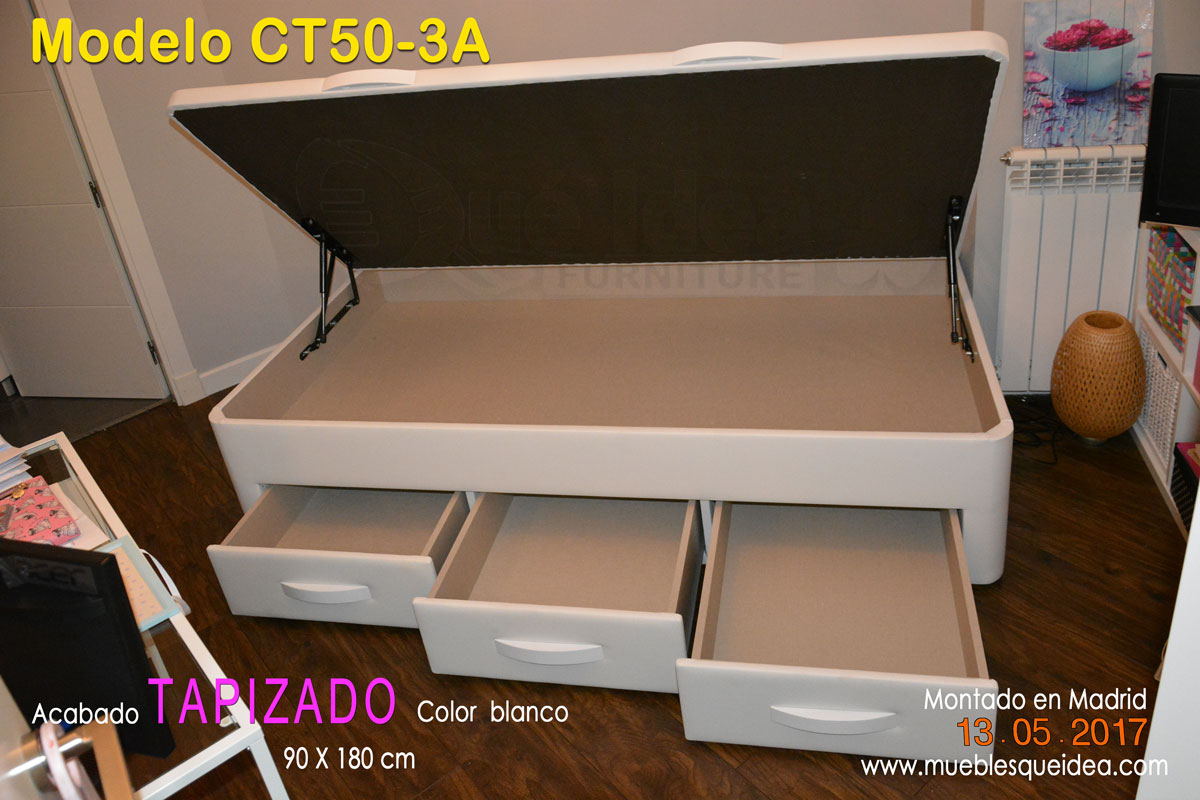 Canap nido juvenil qu idea hogar for Canape 90x180